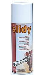 New Garlando spray Slidy lubrificante per tavoli da calcio