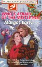 book cover of Who\'s Afraid of the Mistletoe