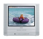 Toshiba MD14FN1 14-Inch Flat Screen TV-DVD ()