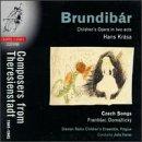 Composers from Theresienstadt. KRASA. 'Brundibár'(opera). Di