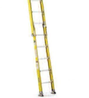 (Werner Ladder S7906-3 20 ft. 11 in. Series with Interchangeable Tapered Sectional )