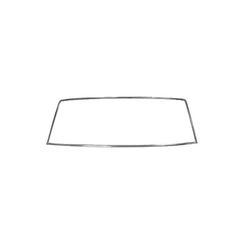 MACs Auto Parts 44-38755 - Mustang Coupe Rear Window Moulding ()