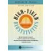 High-Yield Biostatistics 3rd ed by Glaser MD Ph.D, Anthony N. [LWW, 2004] (Paperback) 3rd Edition [Paperback]