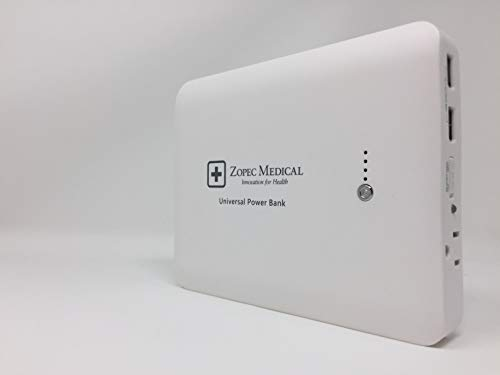 Machines Model Number - Zopec CPAP Battery Model AC-27K (1-1.5 Night). Smallest, Lightest, Longest Lasting. Number 1 Most Advanced. Works with All CPAP Machines. Battery/Backup Power Supply.