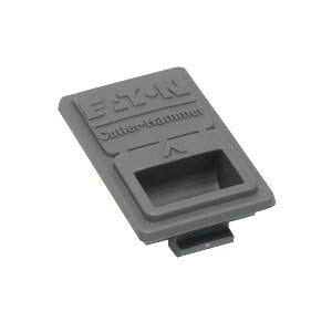 Eaton BRRL Load Center, Replacement Latch, BR Type, Gray, 14-5/16