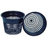 - Mesh Net Heavy Duty Pot 6 in - 10 Pack - hydroponics