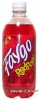 Faygo Red Pop (Faygo Redpop soda, 20-oz. plastic bottle)
