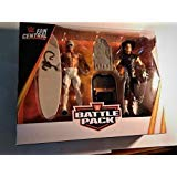 WWE Fan Central Battle Pack with Sting vs Undertaker]()