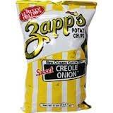 Zapp's Sweet Creole Onion Potato Chips 2x5oz