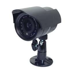 (SPECO VL-62 Color Waterproof Camera with Built-in IR LEDs)