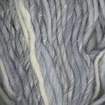 ''Spokes Pattern'' Hat Crochet Kit in Mushishi Big yarn - Winter Greys