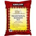 Kirkland Signatures Basmati Rice - 20 Lbs. (9.1kg) - Gluten Free