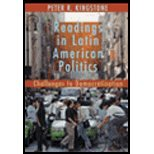 Reading in Latin American Politics - Challenges to Democratization (06) by [Paperback (2005)]