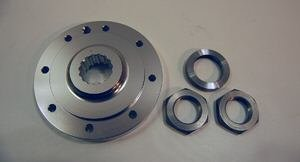 Ducati CNC Billet Aluminum Lighten Race Ignition Flywheel (748 749 848 996 998 999 1098 1198 D16RR Desmosedici) (Diavel) (Hypermotard) (Hyperstrada) (MH900E)