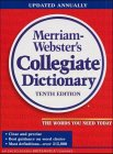 Webster's Ninth New Collegiate Dictionary, Merriam-Webster, Inc. Staff, 0877795088