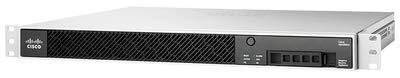 Cisco ASA 5515-X Firewall Edition - 6 Port Gigabit Ethernet - USB - 6 x RJ-45 - 1 - Manageable - Rack-mountable - ()