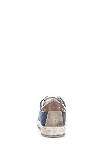 Igi&Co 5718200 Sneakers Uomo Beige/Blue 40