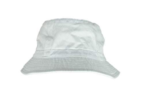 0de0fbff5f9 Men s Bucket Hat - White - Size 2X - Hat Size 7 3 4-8 available in ...