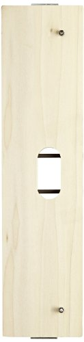 SOSS Wood Router Guide Template for #103 Invisible Hinges, 3/8