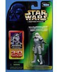 Expanded Universe Luke Skywalker - Star Wars - 1998 - Expanded Universe - Spacetrooper Figure - Collection 2 - With 3-D Play Scene - Collectible - (PR)
