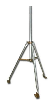 Ambient Weather EZ-48 Weather Station Tripod and Mast Assembly, Pack of 2