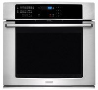 "Electrolux EI30EW35PS30"" Stainless Steel Electric Single Wall Oven - Convection"