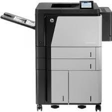 Hewlett Packard D7P69A#BGJ Mono Laser - HP LaserJet Enterprise M806x+ NFC Mono Printer (55 ppm) (1 GB) (12