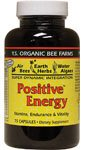 Ys Bee Farms, Positive Energy, 75 Capsules