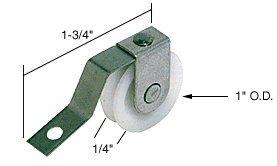 Tension Roller 1 Nylon Wheel - 7