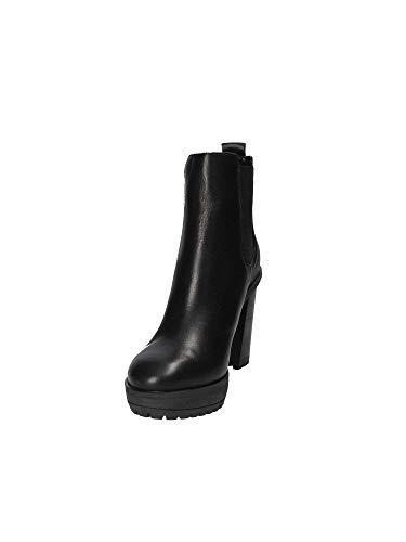 En0en00244 Femmes Boots Talons À Hilfiger Noir Tommy 50nqUU