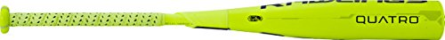 Sr League Bat (Rawlings Quatro Composite Sr League Baseball Bat (-10))