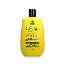 The Naked Bee Vitamin C Face & Body Moisturizing Sunscreen Spf 30 5.5 Oz/163ml by The Naked Bee