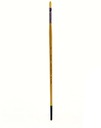 Robert Simmons Signet Brushes (Size: 2) - Filbert (Series Number: 42) 2 pcs sku# 1838482MA