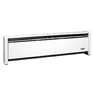 59'' Softheat Delux Baseboard Hydronic Heater 240v by Intertherm