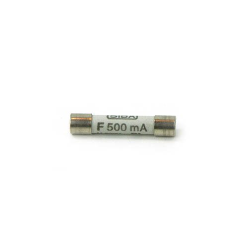 IDEAL Electrical F-340 6.35mm x 32mm 500V/.5A Fuse for 61-340 & 61-342