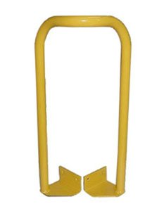Safety Ladder Extension, Steel, Yellow