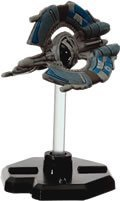 Star Wars Miniatures: Droid Tri-Fighter # 48 - Starship Battles ()