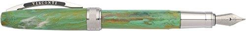 Visconti Van Gogh 'Irises' Füllfederhalter, Federstärke M