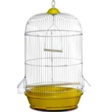 Prevue Pet Products 067344 Round Parakeet Cage Pack Of 6 by Prevue Pet Products