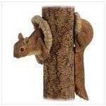 Malibu Creations 12788 Woodland Squirrel Tree Decor