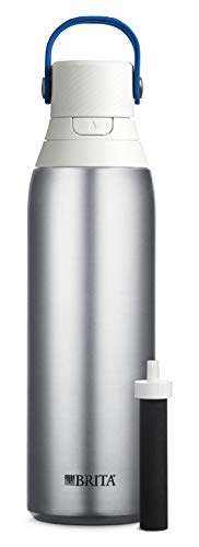Brita 20 Ounce Premium Filtering Water Bottle