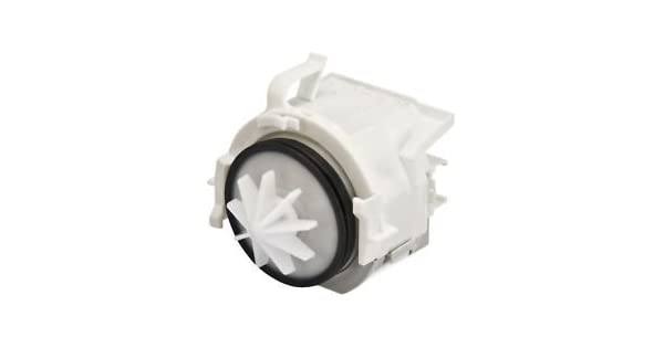Amazon.com: Bosch Neff Siemens lavadora drenaje pump. número ...