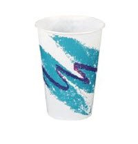 1152583 PT# 380809 Cup Drinking 7oz Paper Waxed Disposable Cold 100/Pk Made by North American Corp