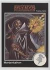 Greyhawk Adventures   Mordenkainen  Trading Card  1991 Tsr Advanced Dungeons   Dragons    Base    Factory Set Silver  494