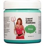 Peinture ammoniac liquide sans latex Body - 4 oz vert