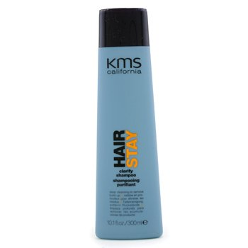 Hair Stay Clarify Shampoo ( Deep Cleansing To Remove Build-Up ) - KMS California - Hair Stay - 300ml/10.1oz
