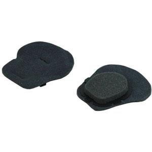 Shoei Ear Pad Set for Neotec Helmet Accessories - Black