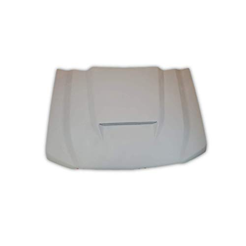 Kinley Custom Functional Ram Air Hood for Chevy Silverado 1500 ()