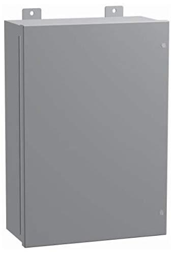 Hammond Manufacturing 1418JD7 Lサイズ JIC ENCL 20HX20WX7D
