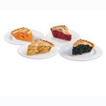 Sara Lee Chef Pierre Pre Baked Fruit High Pie - Variety Pack, 10 inch -- 4 per case.